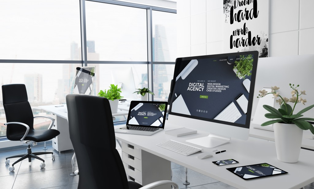 Small Space Landscaping: 3 Office Design Elements to Consider
