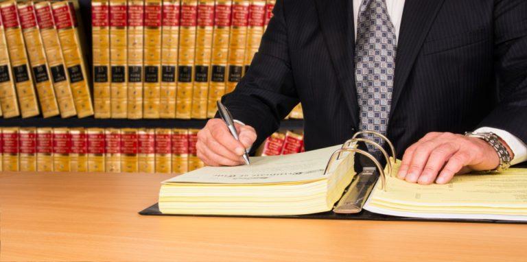 a paralegal job