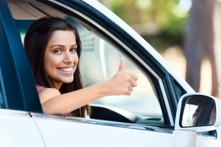 positive driver