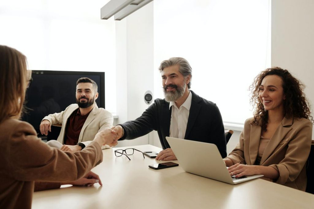panel interview for position